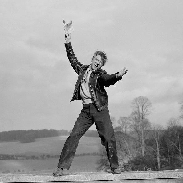 Leather Jacket「Tommy Steele」:写真・画像(19)[壁紙.com]