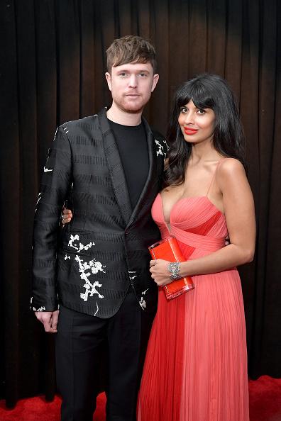 グラミー賞「61st Annual GRAMMY Awards - Red Carpet」:写真・画像(17)[壁紙.com]