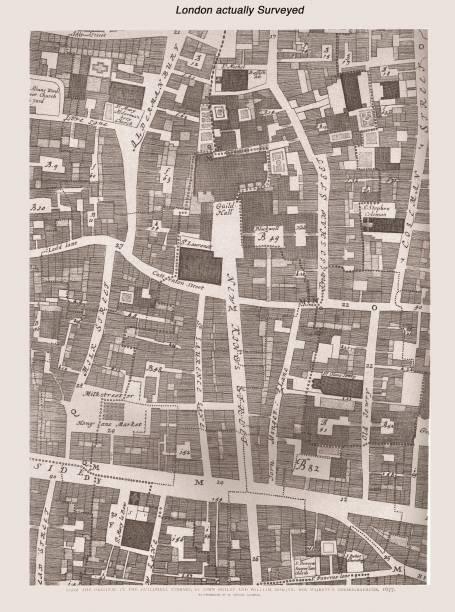London Actually Surveyed, 1886:ニュース(壁紙.com)