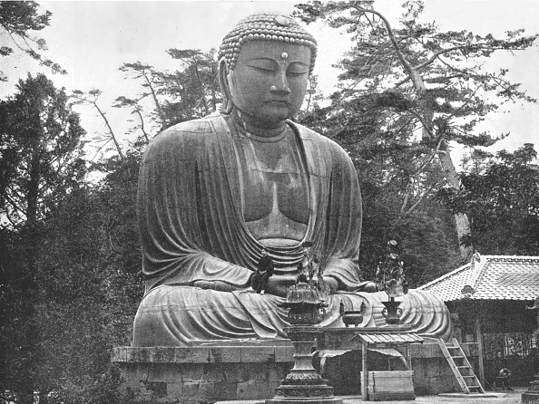 Giant Buddha「The Great Daibutsu」:写真・画像(2)[壁紙.com]