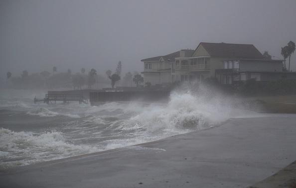 Corpus Christi - Texas「Texas Gulf Coast Braces For Hurricane Harvey」:写真・画像(11)[壁紙.com]