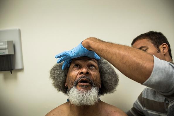 Andrew Burton「Aging Prisoners Make Up Fastest Growing Segment Of Nation's Prison Population」:写真・画像(1)[壁紙.com]