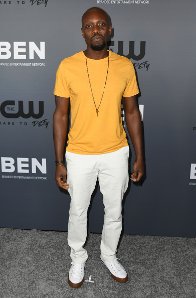 Cream Colored「The CW's Summer TCA All-Star Party - Arrivals」:写真・画像(16)[壁紙.com]