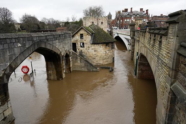 York - Yorkshire「Storm Dennis Causes Flooding In The UK」:写真・画像(1)[壁紙.com]