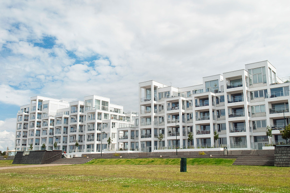 Apartment「Bo01 Housing Expo - The City of Tomorrow in the ecologically sustainable information and welfare society, Malmo, Sweden」:写真・画像(13)[壁紙.com]