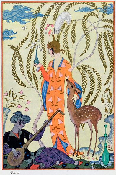 アールデコ「Persia' 1912」:写真・画像(13)[壁紙.com]