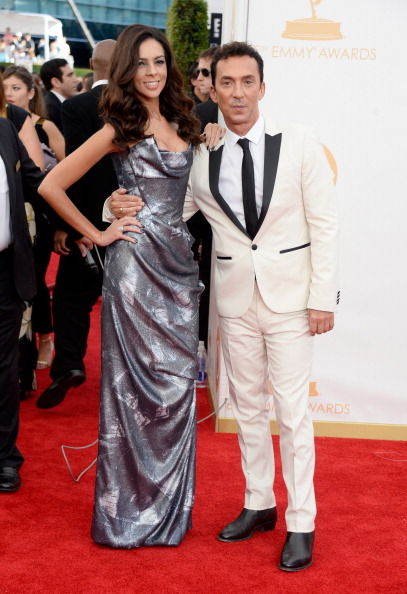 Strapless Evening Gown「65th Annual Primetime Emmy Awards - Arrivals」:写真・画像(16)[壁紙.com]