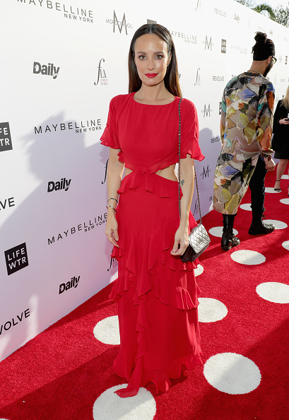 Catt Sadler「Daily Front Row's 3rd Annual Fashion Los Angeles Awards - Red Carpet」:写真・画像(6)[壁紙.com]