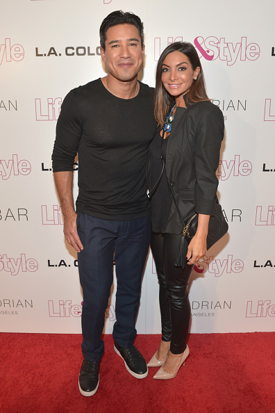 Mario Lopez「Life & Style Weekly's 10 Year Anniversary Party - Arrivals」:写真・画像(11)[壁紙.com]