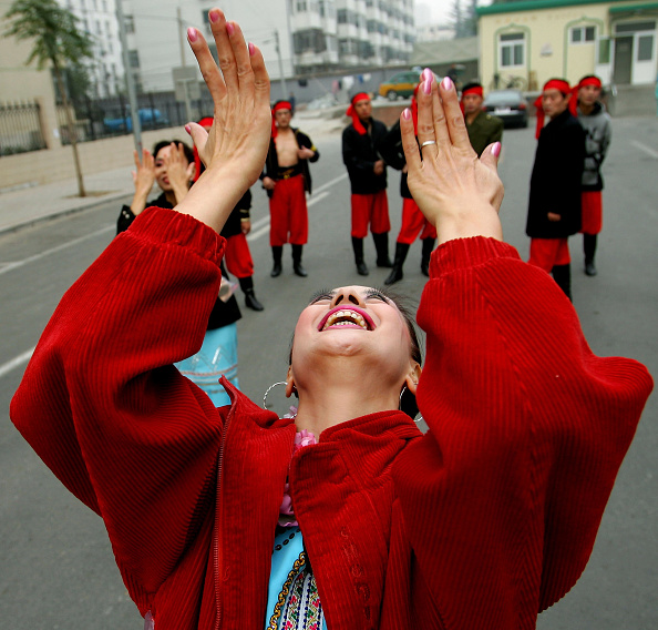 Human Arm「Muslims Mark The Festival Of Fast-Breaking In Beijing」:写真・画像(12)[壁紙.com]