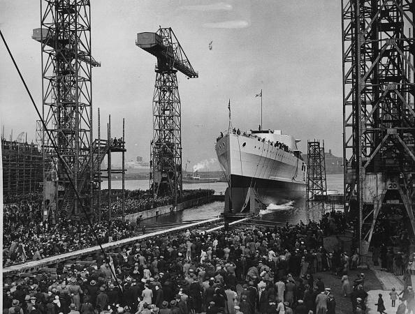 HMS Belfast「Belfast Launch」:写真・画像(2)[壁紙.com]