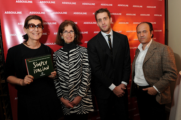 """Entertainment Event「Assouline And Cipriani Host The Launch Of """"Simply Italian"""" At Cipriani Wall Street」:写真・画像(13)[壁紙.com]"""