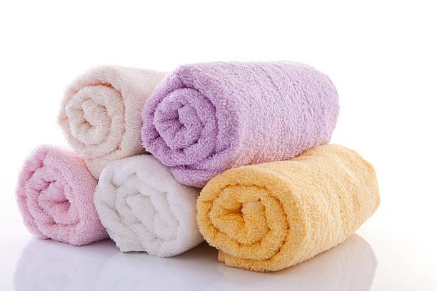 Rolled Up Bath Towels:スマホ壁紙(壁紙.com)