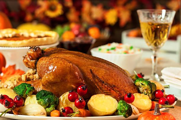 Thanksgiving Dinner:スマホ壁紙(壁紙.com)
