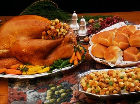 Thanksgiving「Thanksgiving dinner」:スマホ壁紙(19)