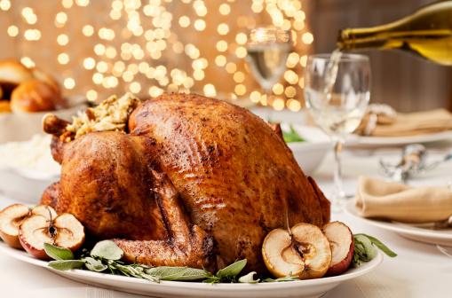Celebration「Thanksgiving Turkey」:スマホ壁紙(19)