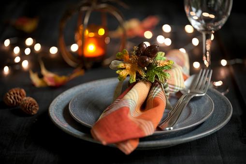 Pine Cone「Thanksgiving Dining」:スマホ壁紙(13)