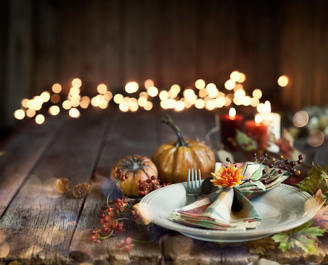 Candle「Thanksgiving Dining」:スマホ壁紙(8)