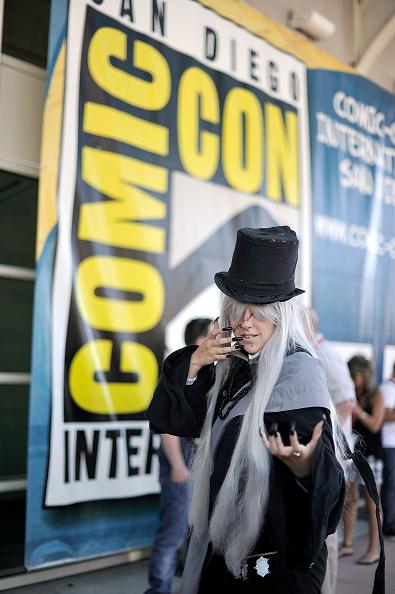 Comic con「San Diego Prepares For Comic-Con 2011」:写真・画像(8)[壁紙.com]