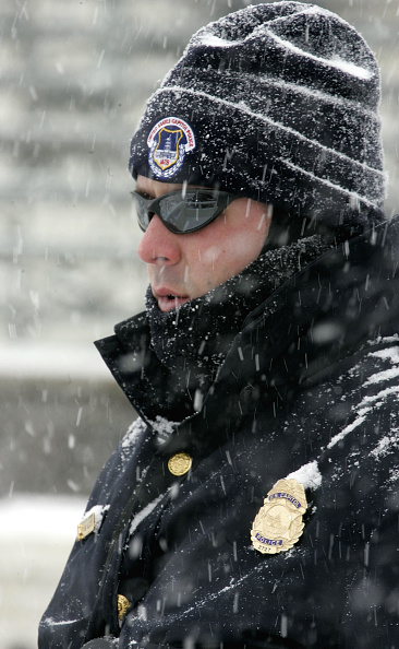 Emergency Services Occupation「Washington Prepares For Bush's Second Inaugural」:写真・画像(11)[壁紙.com]