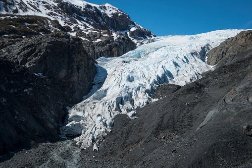 Exit Glacier「Exit Glacier in Kenai Fjords National Park, Alaska」:スマホ壁紙(18)