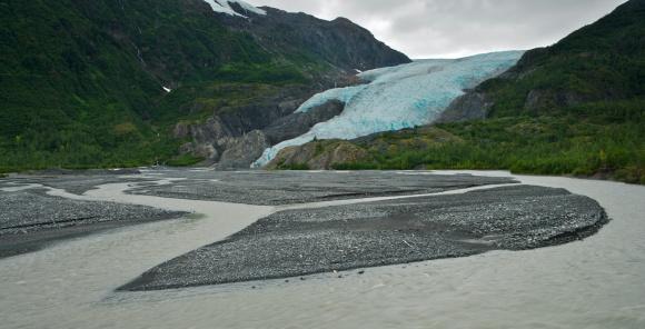 Exit Glacier「Exit Glacier, Kenai Fjords National Park, Seward, Alaska」:スマホ壁紙(7)