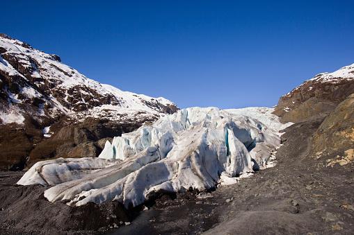 Exit Glacier「Exit Glacier at Kenai Fjords National Park」:スマホ壁紙(16)