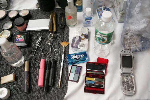 New York State Armory「Marc Jacobs Spring 2006 - Backstage」:写真・画像(6)[壁紙.com]