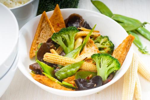 Baby Corn「tofu beancurd and vegetables」:スマホ壁紙(19)