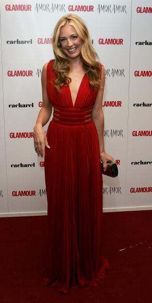 Curly Hair「Glamour Women Of The Year Awards - Arrivals」:写真・画像(17)[壁紙.com]