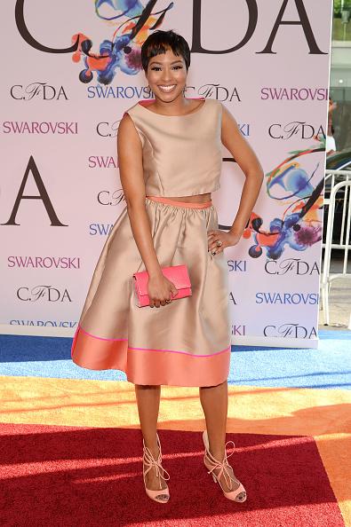 Sleeveless「2014 CFDA Fashion Awards - Arrivals」:写真・画像(17)[壁紙.com]