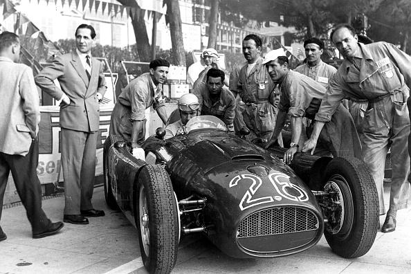モナコ公国「Alberto Ascari, Grand Prix Of Monaco」:写真・画像(19)[壁紙.com]