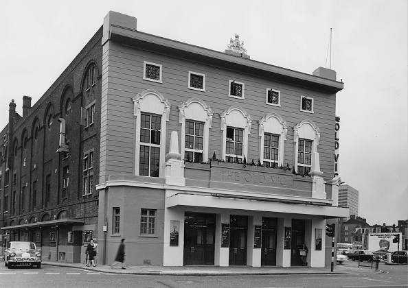 Woolnough「The Old Vic Restored」:写真・画像(2)[壁紙.com]