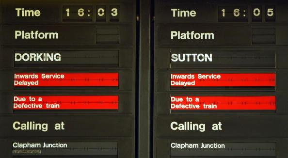 Scott Barbour「Unions Threaten Strike As Network Rail Slashes 2,000 Jobs」:写真・画像(0)[壁紙.com]