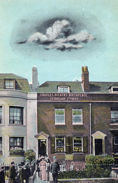 Culture Club「Charles Dickens - birthplace of the British novelist in Portsmouth.」:写真・画像(3)[壁紙.com]