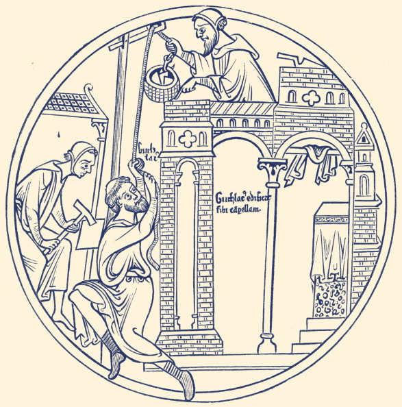 Construction Industry「Life of St. Guthlac: Building his oratory」:写真・画像(3)[壁紙.com]