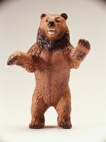 Figurine「Grizzly bear figurine」:スマホ壁紙(2)
