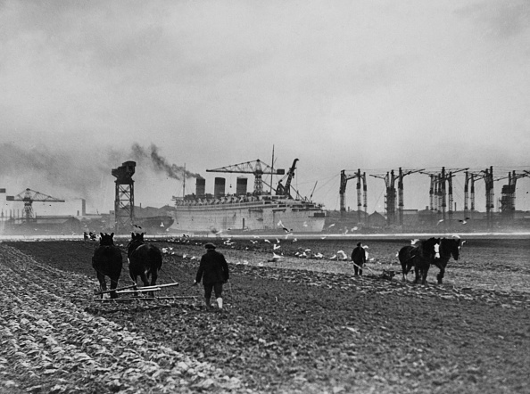Sowing「RMS Queen Mary」:写真・画像(7)[壁紙.com]