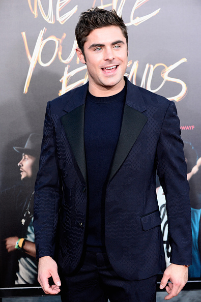 ザック・エフロン「Premiere Of Warner Bros. Pictures' 'We Are Your Friends' - Arrivals」:写真・画像(1)[壁紙.com]