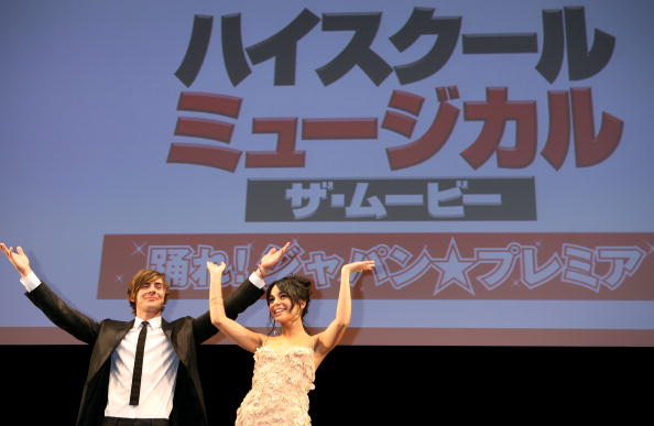 "Textured「""High School Musical 3"" Japan Premiere」:写真・画像(18)[壁紙.com]"