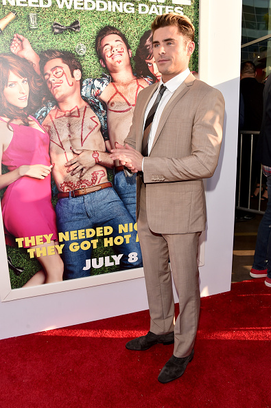 """Cinerama Dome - Hollywood「Premiere Of 20th Century Fox's """"Mike And Dave Need Wedding Dates"""" - Arrivals」:写真・画像(4)[壁紙.com]"""