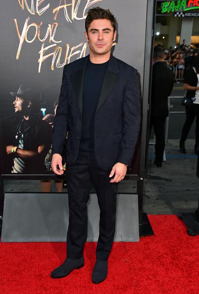 ザック・エフロン「Premiere Of Warner Bros. Pictures' 'We Are Your Friends' - Arrivals」:写真・画像(19)[壁紙.com]