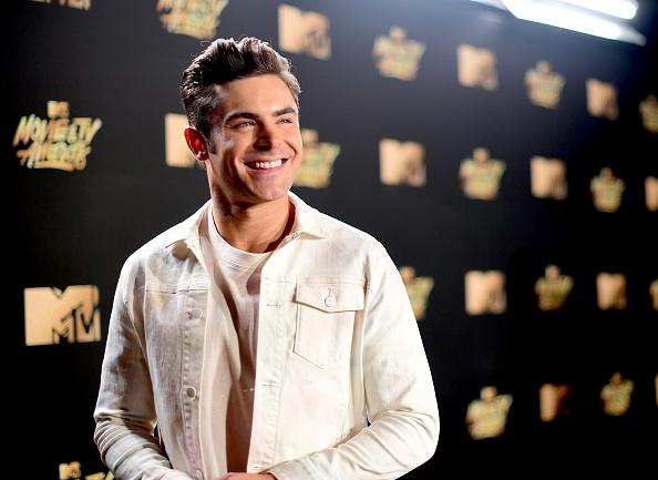 ザック・エフロン「2017 MTV Movie And TV Awards - Red Carpet」:写真・画像(18)[壁紙.com]