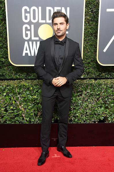 ザック・エフロン「75th Annual Golden Globe Awards - Arrivals」:写真・画像(8)[壁紙.com]