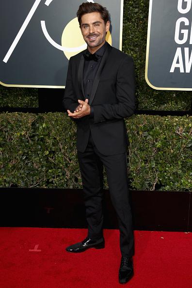 ザック・エフロン「75th Annual Golden Globe Awards - Arrivals」:写真・画像(1)[壁紙.com]