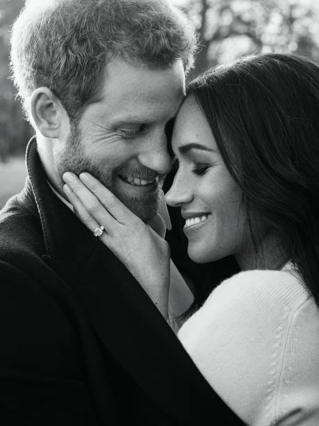 写真「Prince Harry And Meghan Markle Engagement」:写真・画像(3)[壁紙.com]