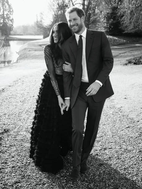 写真「Prince Harry And Meghan Markle Engagement」:写真・画像(1)[壁紙.com]