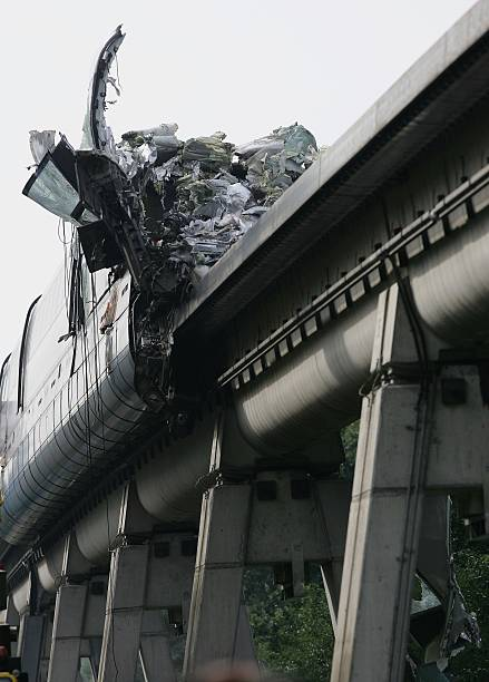 Transrapid High-Speed MagneticTrain Accident:ニュース(壁紙.com)