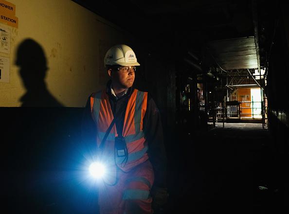 Engineering「Inside The Brent Delta Oil Rig」:写真・画像(15)[壁紙.com]