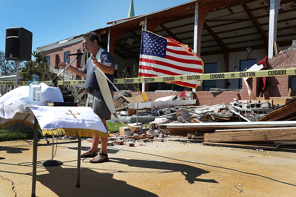 Methodist「Florida  Panhandle Faces Major Destruction  After Hurricane Michael Hits As Category 4 Storm」:写真・画像(16)[壁紙.com]